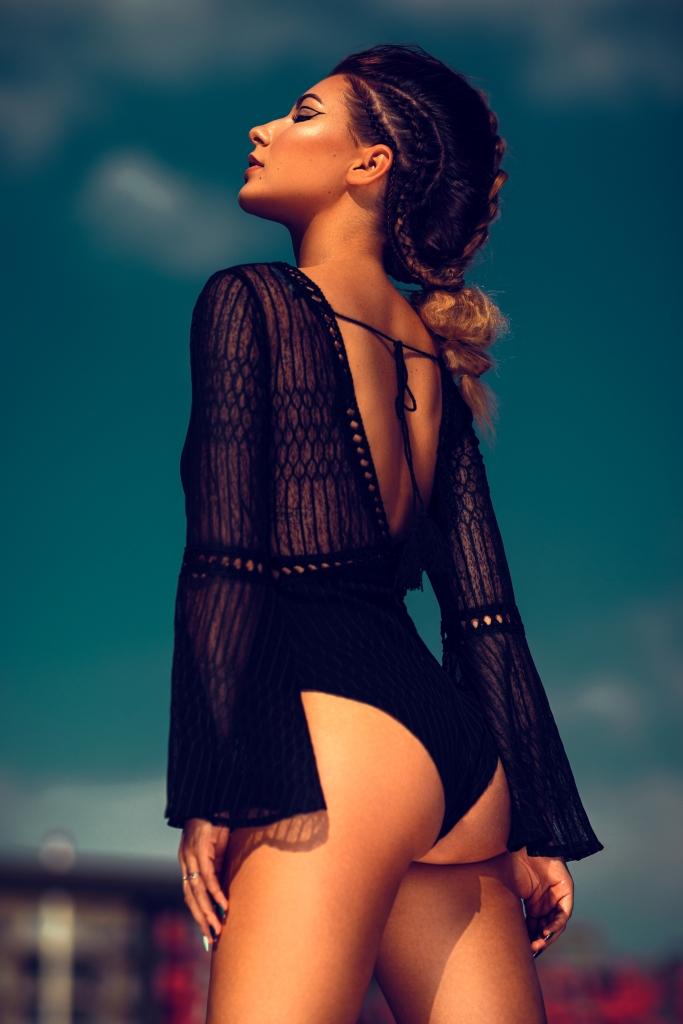 Photography Mark van Velsen model Kimberly Danielle